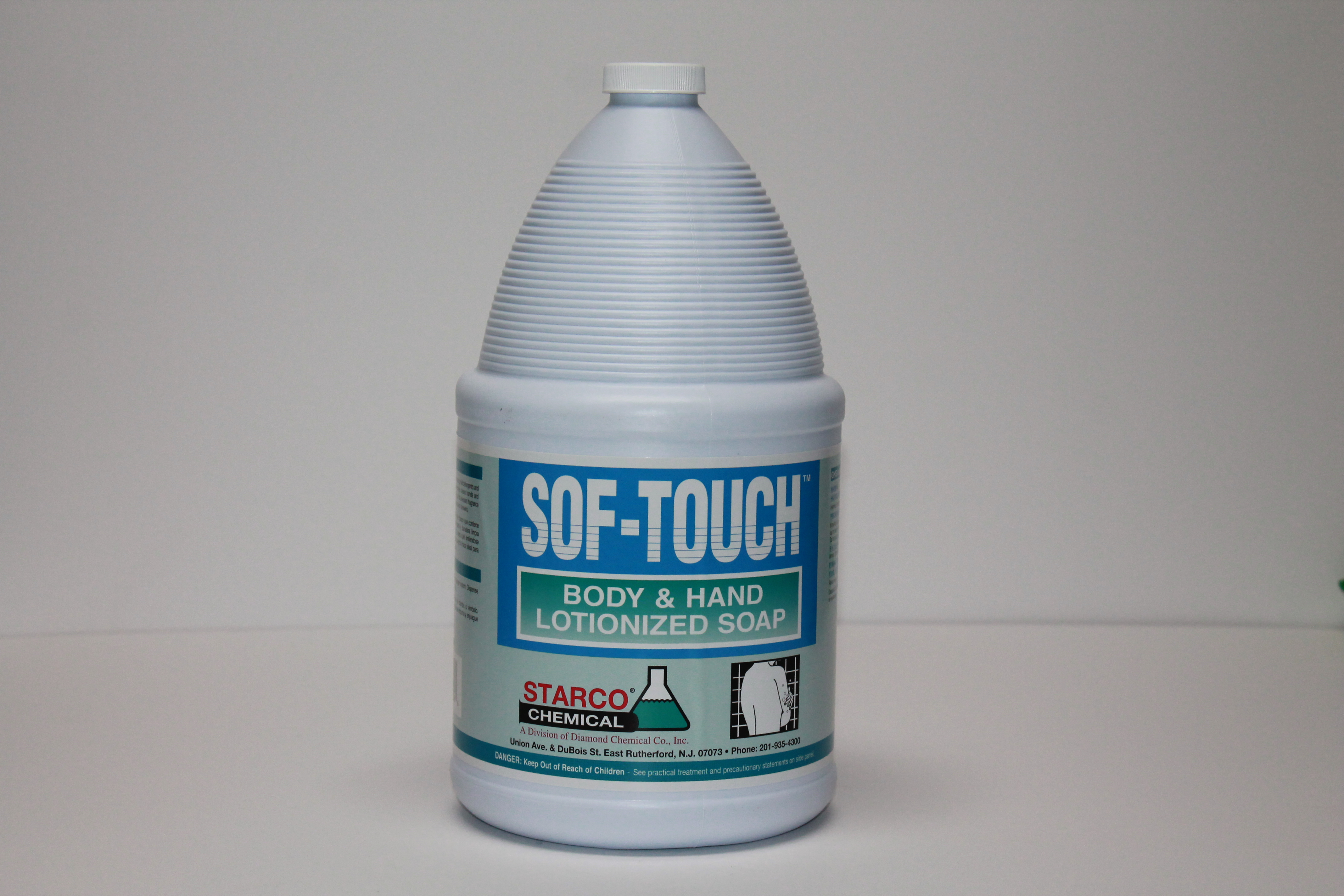 Sof-Touch Body & Hand Soap *available in 55 Gallon Pails also* in ...