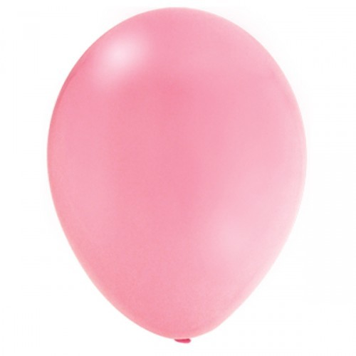 "12"" Latex Balloons - Candy Pink"