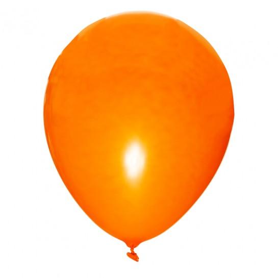 """12"""" Latex Balloons - Sunkissed Orange"""