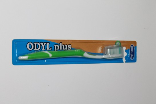 Odyl Toothbrush - Soft Plus