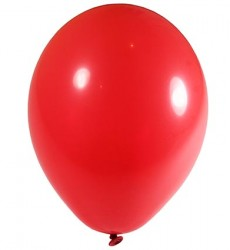 "12"" Latex Balloons - Classic Red"