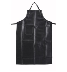 Heavy Naugahyde Bib Apron With Pocket