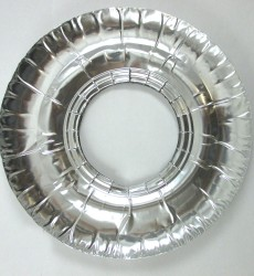 Round Gas Burner Liners