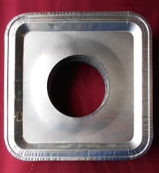 Square Gas Burner Liners