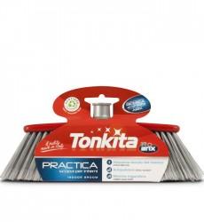 Tonkita Practica Indoor Broom Head Grey Bristle