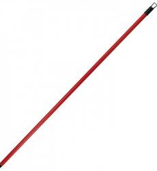 """Tonkita Varnished Red Steel Handle 52"""""""