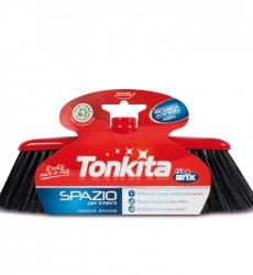 Tonkita Spazio Indoor Broom Head Black Bristle